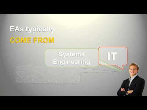 The 10 Minute Guide to Enterprise Architecture