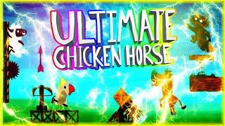 ZWYKŁY DZIEŃ W ELEKTROWNI JĄDROWEJ | Ultimate Chicken Horse [#109] | BLADII