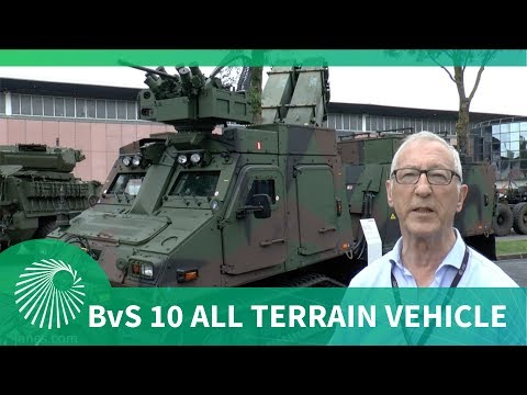 BvS 10 All-Terrain Vehicle