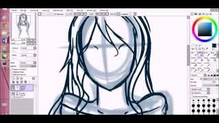 Speed Paint- Let
