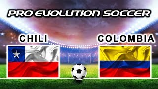 ►✪ CHILI - COLOMBIA | PES 2017