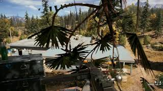 Far Cry 5 Zip line the other way or something dumb