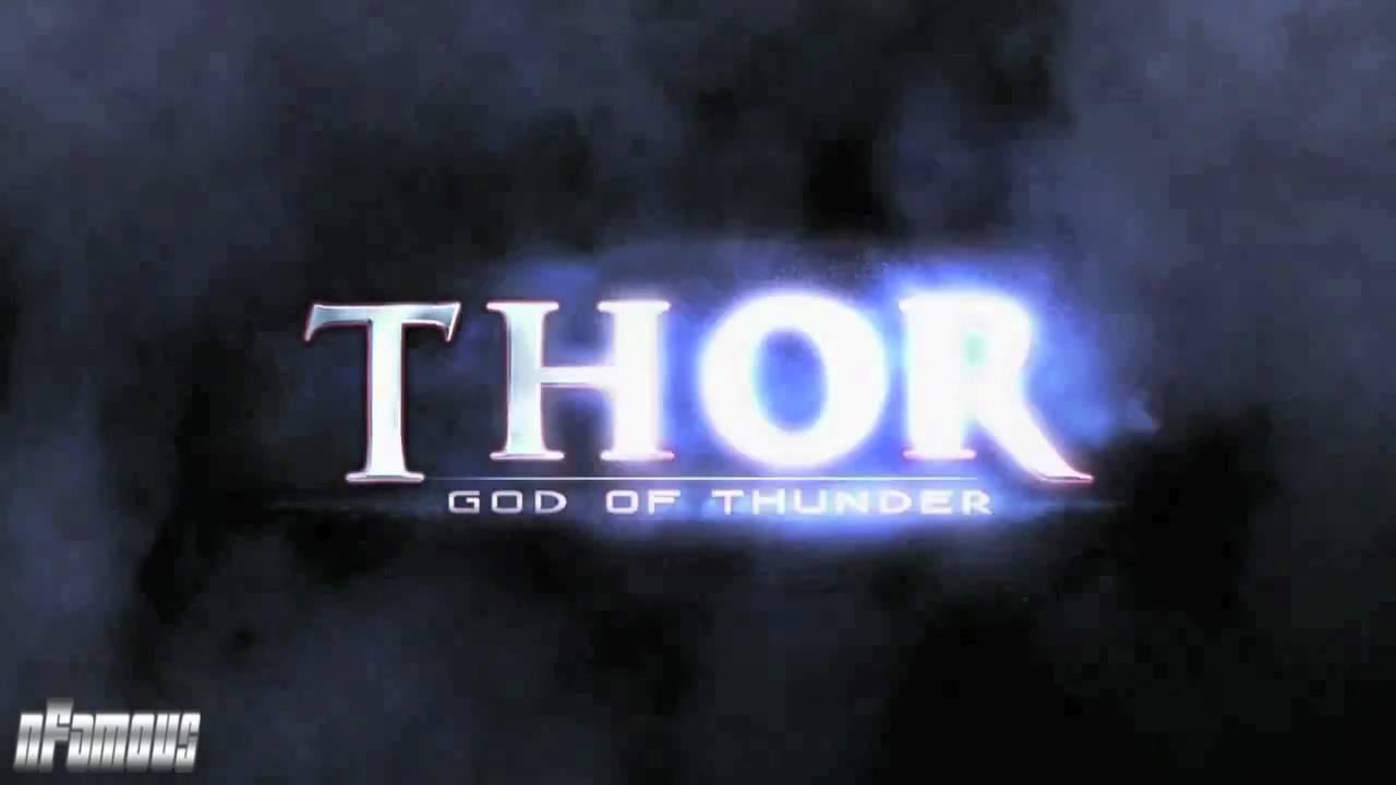 Broken Pixels: Thor: God Of Thunder Rap Review