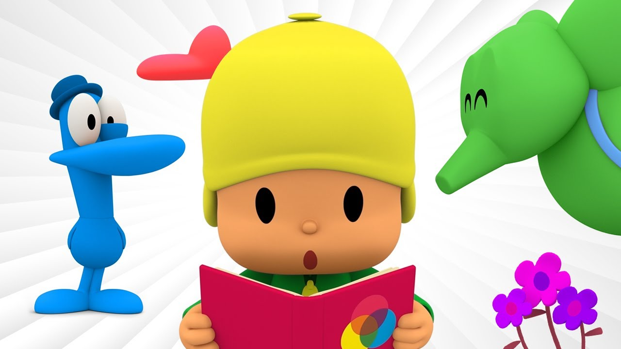 Pocoyo In English Special 2020 The Colouring Book Full Episodes Videos And Cartoons For Kids Youtube