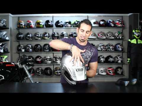 Arai XD-4 Helmet Review at RevZilla.com