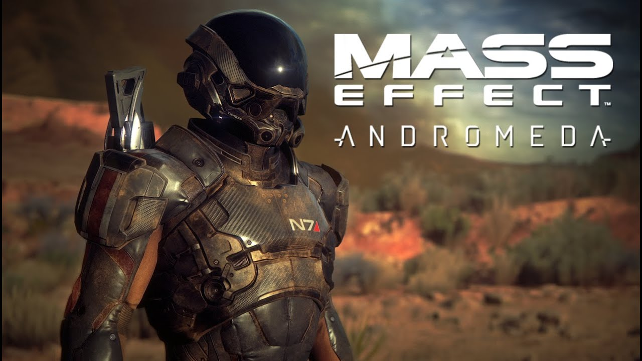Mass Effectandromeda Mass Effect Andromeda Official Ea Play 2016 Video