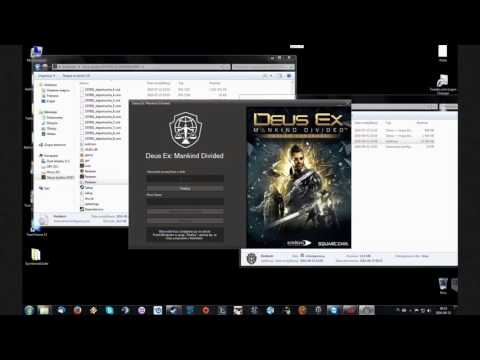 Deus Ex Mankind Divided - api-ms-win-core-libraryloader-l1-2-0.dll error and workaround
