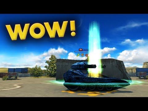 Tanki Online - New Overdrives! Is It Broken? танки Онлайн