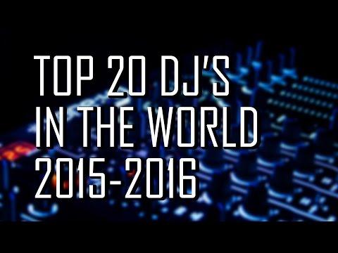 Worlds Top 20 DJs 2K16 Edition