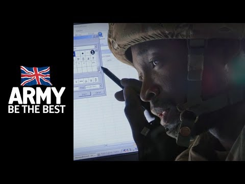 Life in the Royal Signals - About the Army - Army Jobs