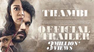 Karthi in Thambi Tamil Movie Trailer (2019)