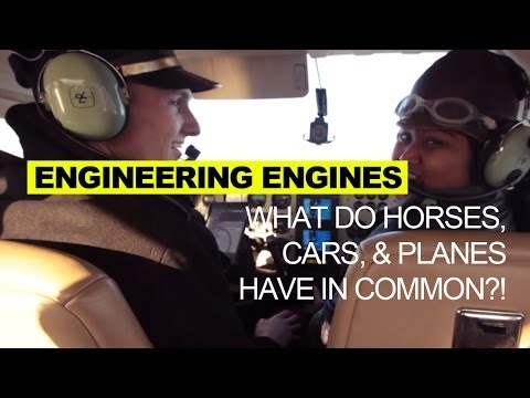 Engineering Engines (Science Out Loud S1 Ep 6)