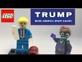 Lego Donald Trump Minifigure Review!