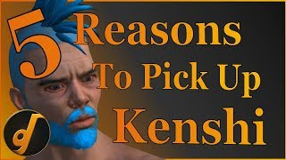 5 Reasons to Pick Up Kenshi (December 2018)
