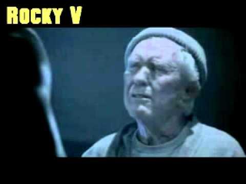 Rocky Recuerda las palabras de su entrenador. (Español Latino)