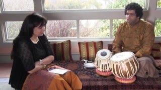 Amit Kavthekar, disciple of Ustad Alla Rakha and Zakir Hussain, talks about his passion for tabla