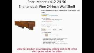 Mantel Shelf - Review Of Top 2 Mantel Shelves