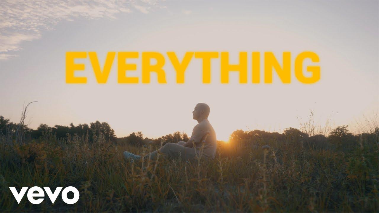 John K - everything (Official Lyric Video)