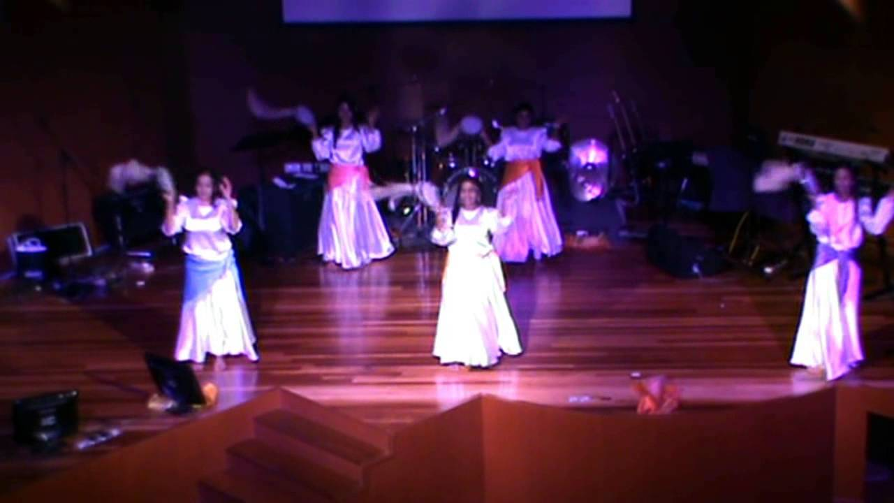 Tambourine Dance by Kids & Youths - YouTube