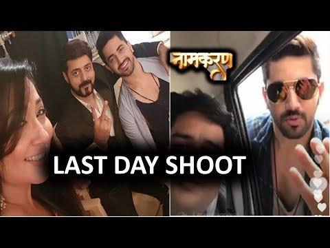 NAAMKARAN-LAST DAY SHOOT-BEHIND THE SCENE-10TH MAY 2018-UPCOMING STORY thumbnail