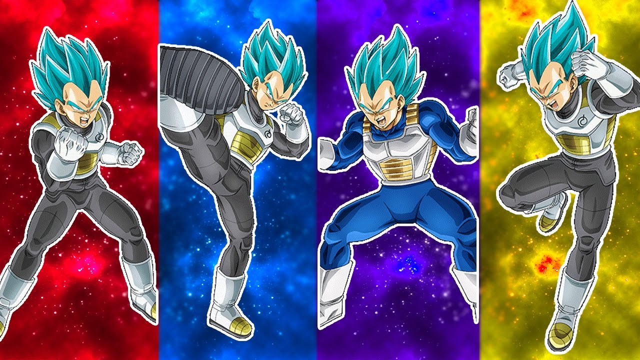 SSR Analysis | Who is the best SSB Vegeta? | DBZ Dokkan Battle