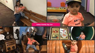 #Vlog: Indian Family Day Out | Sunday Fun- Children