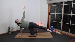 Big Burn Pilates - Cushion Addition!