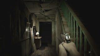 [Прохождения] Полное демо Resident Evil 7 на истинную концовку и гайд по получению грязной монеты.