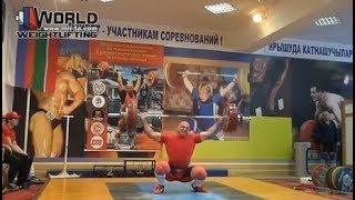 ХАНДАДАШЕВ/KHANDADASHEV(М-45.105) 120-130-137х/150-160 Russian Masters Cup 11-15.11.2015. Bugul'ma