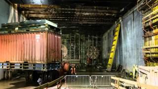 2013-06-12-Vijzelgracht, verwijderen tijdelijke drukvloer