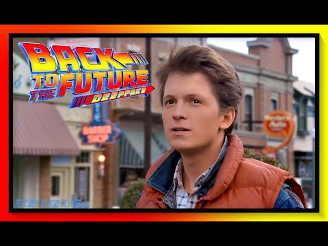 Tom Holland as Marty Mcfly - Back to the future [ deepfake ]
