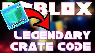 *NEU* LEGENDARY CRATE CODE! | BERGBAU-SIMULATOR 100 MILLIONEN UPDATE! | ROBLOX
