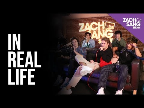 In Real Life Talks Crazy AF Living Together + A Freestyle from Michael Conor