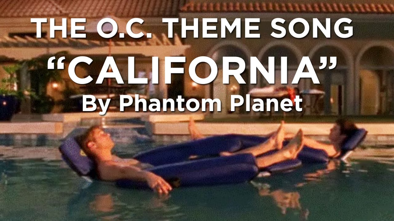 The O C California Theme Song California Here We Come Youtube