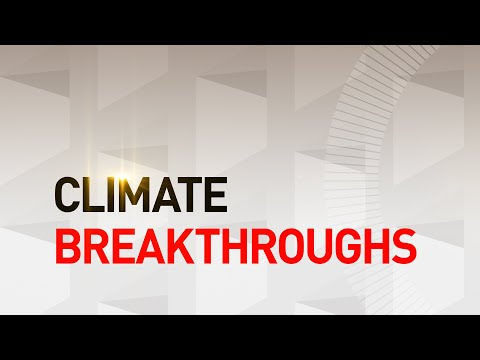 2020 Innovations in Climate Science