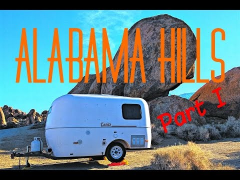 Alabama Hills, California - Part 1