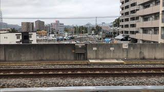 【車窓】仙台市営地下鉄南北線長町南〜富沢