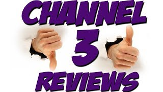 CHANNEL REVIEWS 3 | RATING YOUR YOUTUBE CHANNEL! | MINECRAFT | ROBLOX