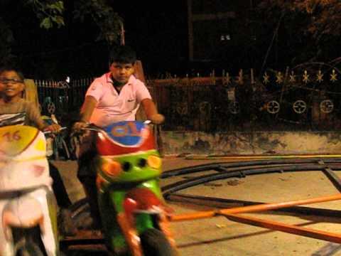 Motu And Patlu In A Bike Ride