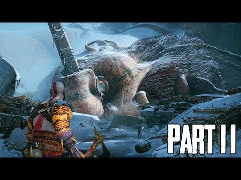 THE GIANT - God of War Walkthrough Gameplay Part 11