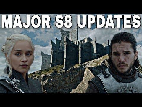 More Characters Coming in Season 8  Game of Thrones Season 8