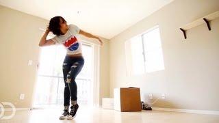 Megan Batoon Choreogaphy | SOUNDPROOF ROOM