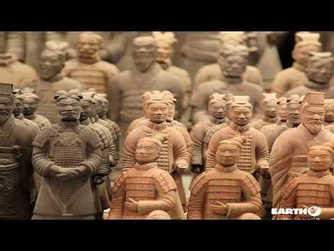 Phát hiện thêm một đội quân đất nung, không phải đội quân bảo vệ lăng mộ Tần Thủy Hoàng