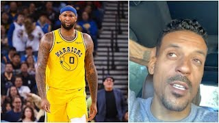 Download Matt Barnes reacts to the arrest warrant issued for his friend Boogie Cousins Mp3 and Videos