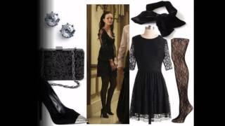 Outfits con medias y tacones