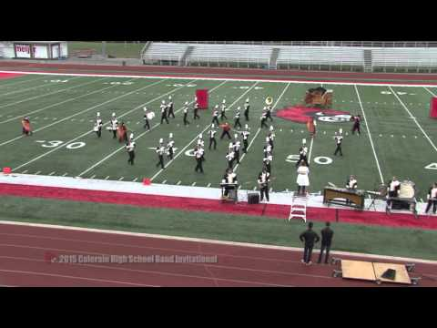 Colerain high School Band Invitational: October 24, 2015