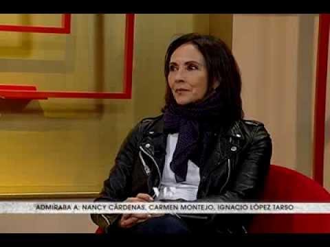 Entrevista con Blanca Guerra en Galería VIP