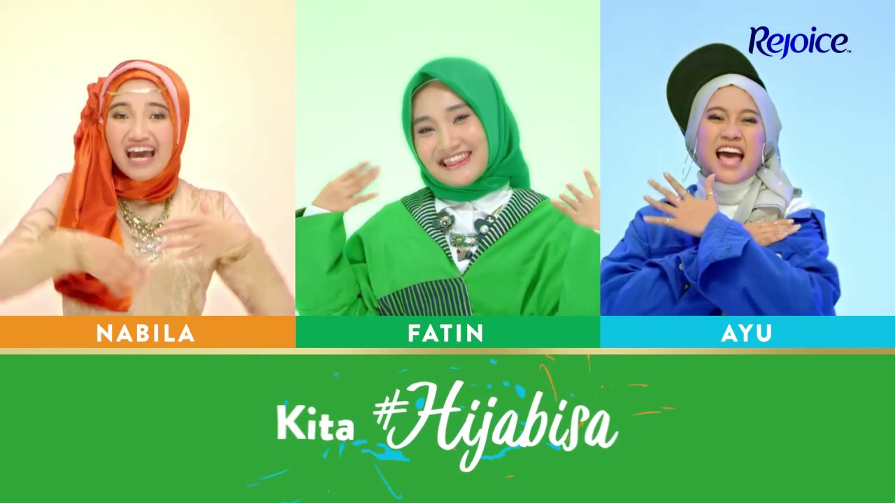 Kita Hijabisa Lyric Video Youtube