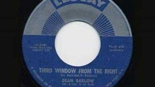 dean barlow - 3rd window from the right
