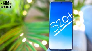 Samsung Galaxy S20+ (FULL S20 PLUS REVIEW)